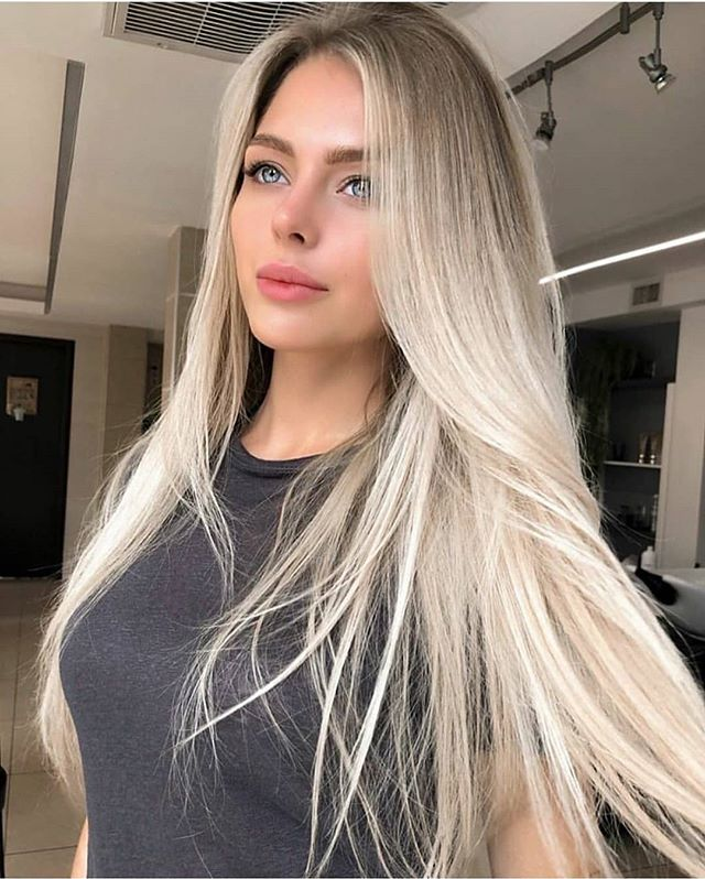 frisuren blond lang