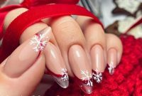 elegantes nageldesign french